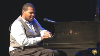 I Ain't Got Nobody - Jerron Paxton at Augusta Blues and Swing Week 2016