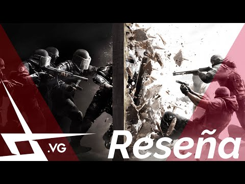 Reseña Rainbow Six Siege (PS4 / ONE / PC) - XOver TV