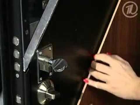 обзор металлических дверей 2013