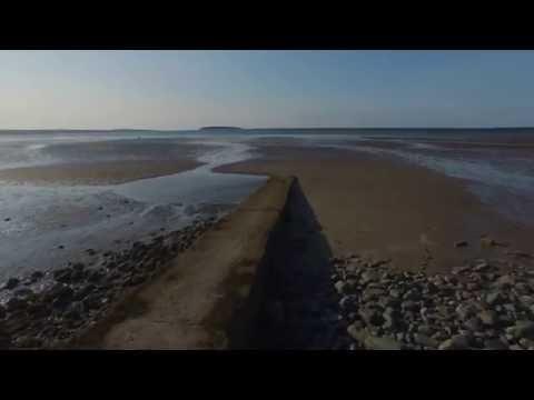 Llanfairfechan Beach, North Wales