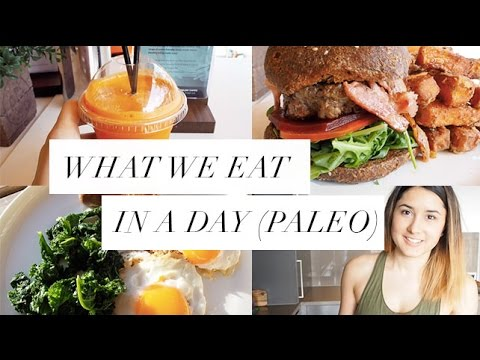 What We Eat in A Day #5 (Paleo)