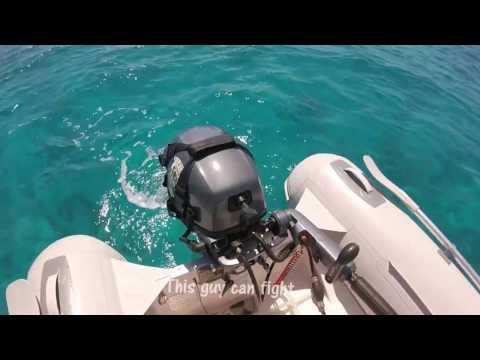 Bimini to the Exumas in our Trawler Osprey