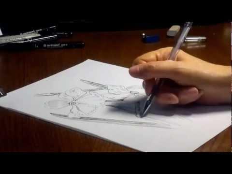 Уроки рисования ONLINE бесплатно