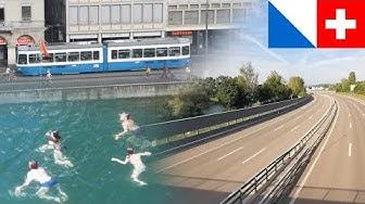 🇨🇭 Zurich Switzerland 4K - Interesting facts about Zurich | Best Cities