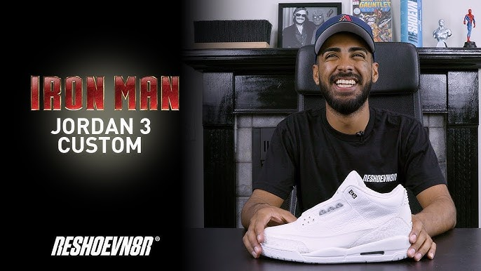 5fbb2cc93 Sneaker Customs With Vick Almighty - YouTube