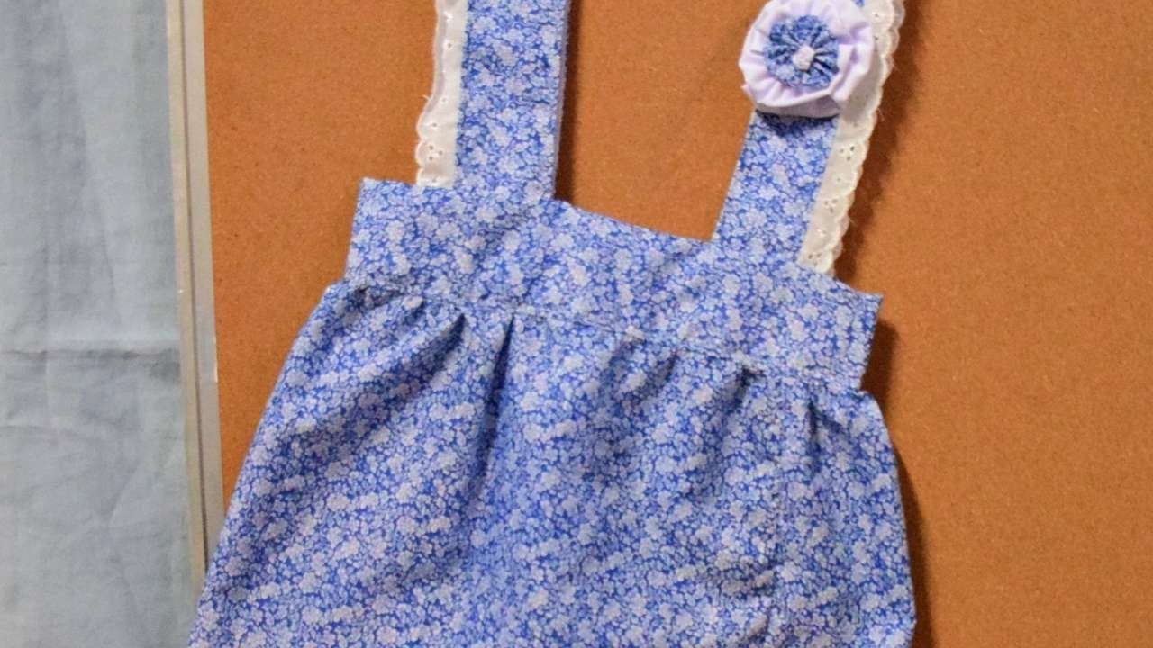 fd56e1ad266 How To Make A No-Pattern Jumper Dress For Toddlers - DIY Tutorial ...