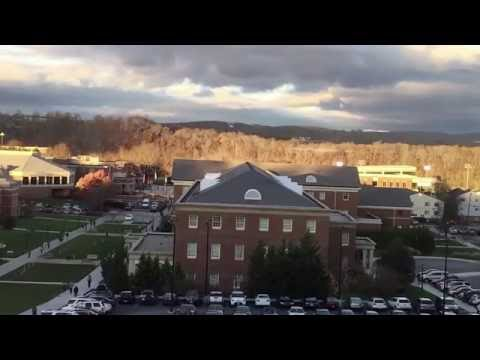 A Tour of Radford University