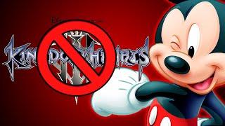 Does Disney C*ck Block Kingdom Hearts?