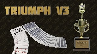 Card Trick Tutorial - Easiest and Fast Triumph v3