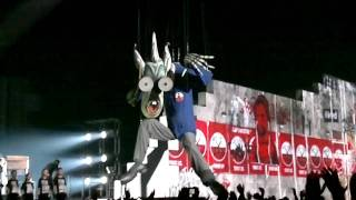 Pink Floyd - The Wall .Пинк Флоид .Концерт Стена.Москва 2011 год(, 2011-04-26T11:33:52.000Z)