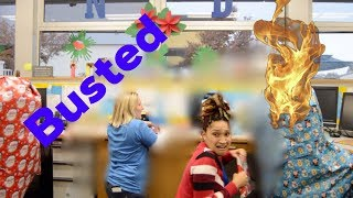 Teachers pull a prank on the school and it goes WRONG (SCHOOL ON FIRE)