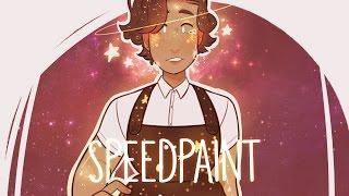 starchild (ghost quartet) / speedpaint