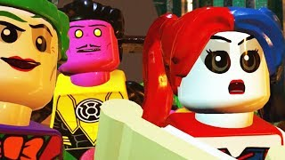 LEGO DC Super-Villiains: Gameplay Walkthrough Part 8 -