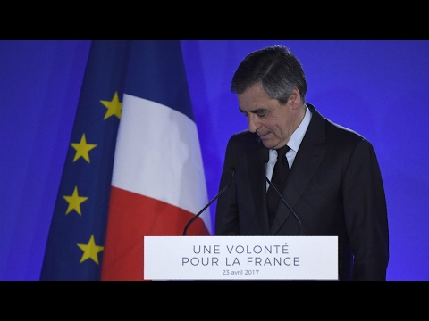 France Presidential Election: How did Fillon fall from favor in the eyes of the French people?