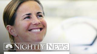 U.S. Soccer Legend Brandi Chastain to Donate Brain to Science | NBC Nightly News