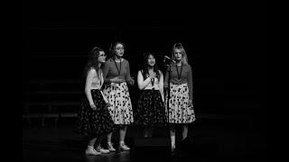Grace Notes Quartet   YSIH NZ 2019