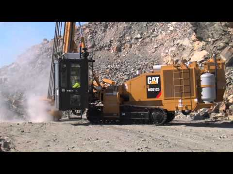 Cat® Drills Dealer Interview With Barloworld Equipment, Featuring Roger Lambson