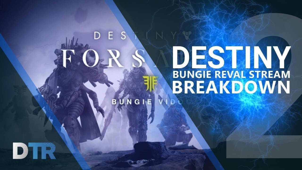 d124d278888 Destiny 2  Forsaken! DLC Reveal Breakdown. DestinyTracker
