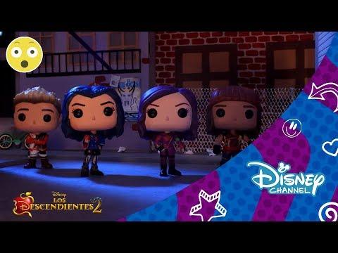 Disney FUNKO POP: Los Descendientes 2 - Serie Completa | Disney Channel Oficial