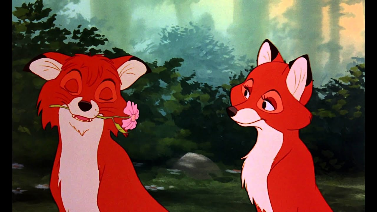 the fox and the hound 1981 appreciate the lady youtube