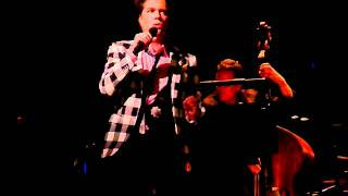 Rufus Wainwright - Puttin' On A Ritz - Royal Opera House 22-07-2011