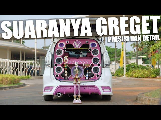 Modifikasi Daihatsu Xenia SQL - Suaranya Bikin Greget!!  | MJM Car Audio | Venom Audio