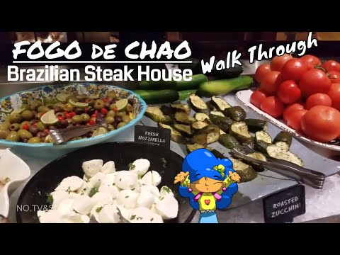 Steps to make Healthier Choices When Eating at Fogo de Chao