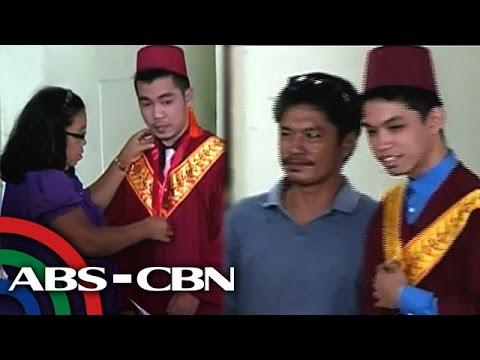 Anak ng jeepney driver at anak ng magsasaka, mga magna cum laude