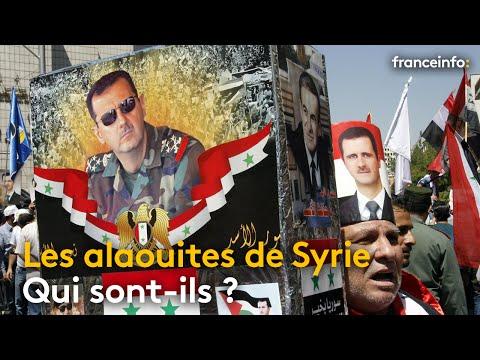 Qui sont les alaouites de Syrie ? - franceinfo:
