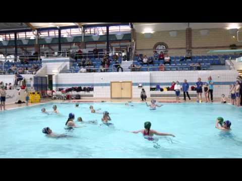 Mini Water Polo Programme - Cathal Brugha Swimming & Water Polo Club