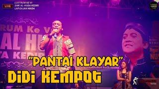 Download lagu Didi Kempot - Pantai Klayar KEDIRI AMBYAR