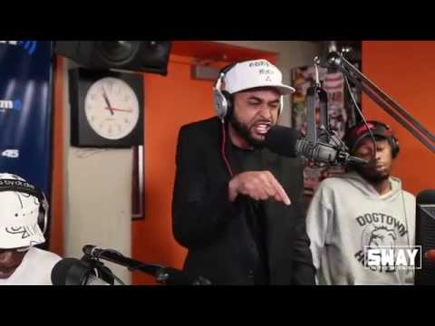 Locksmith Aims Above and Beyond in Friday Fire Cypher