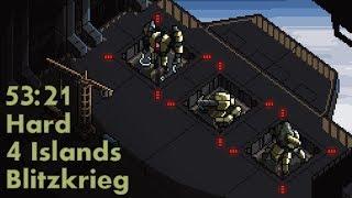 Blitzkrieg Speedrun Hard 4-Island 53:21