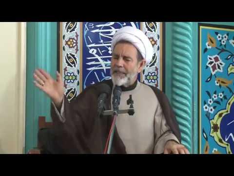 #Ramazan2018 ayının 20-cı günü - Əli Əhmədpur Aga