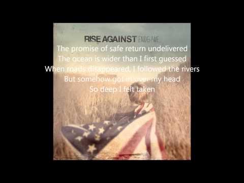 Rise Against - EndGame - Wait for me lyrics