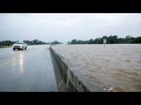 Harvey drowns Port Arthur, Texas