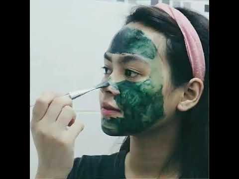 Dahsyatnya Masker Spirulina Tiens