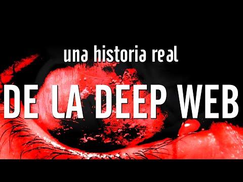 Una historia real de la Deep Web