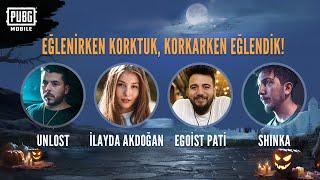 PUBG Mobile Ağır Silah Moduna Atla! 💥 Egoist Pati, UNLOST, Shinka ve İlayda Akdoğan