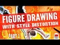 Explore New Ways of Figure Drawing With Francis Vallejo