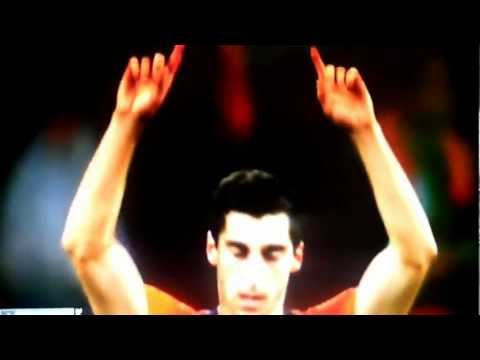 Mkhitaryan ▷ Double In Champions League ★2012/2013★ Shakhtar Donetsk Vs Nordsjaelland HD