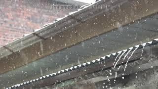 거센 빗소리 자장가 asmr - 수면유도 백색소음 rain sounds