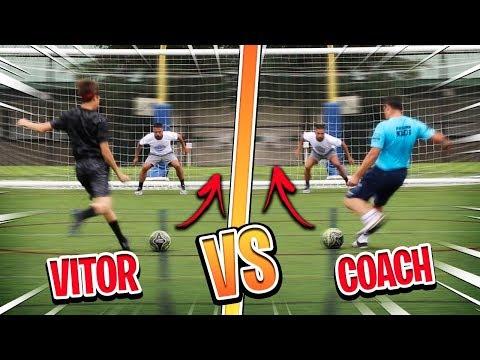 VITOR LO vs COACH (CLASSE x CLASSE) - DECISÃO DE PÊNALTIS