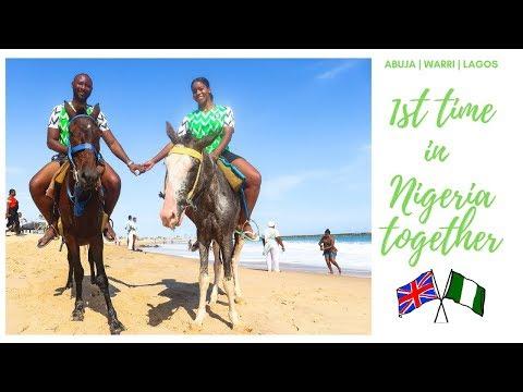 🇳🇬FIRST TIME IN NIGERIA TOGETHER 🇳🇬 ABUJA / WARRI / LAGOS