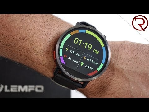 LEMFO LEM X Review - The Smartwatch That Could Replace Your Phone
