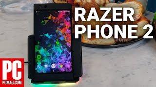 Razer Phone 2 Hands On