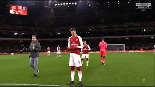 Mesut Özil vs Chelsea (EFL Cup) HD 720p (24/01/2018) by V10 Comps