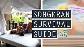 SONGKRAN SURVIVAL GUIDE // What To Pack + What To Expect // WATCH BEFORE YOU GO!