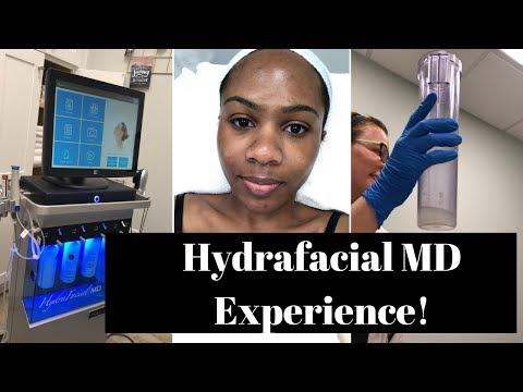 My HYDRAFACIAL Experience| Nurse Vlog