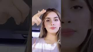 Mere dil ka tumse hai kehna 💞✨ | Latest tiktok of Alishbah Anjum 😍